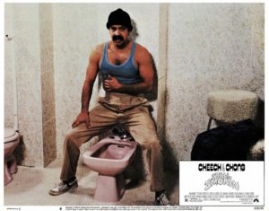 Cheech and Chong Still Smokin US lobby card (1)