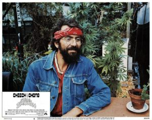 Cheech and Chong Still Smokin US lobby card