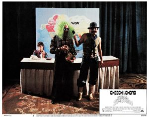Cheech and Chong Still Smokin US lobby card (3)