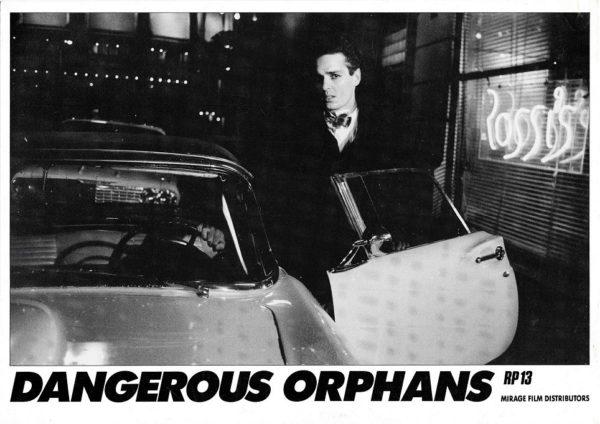Dangerous Orphans NZ lobby card