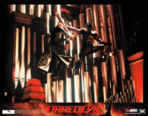 Daredevil US Lobby Card 2003