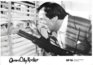 Queen City Rocker NZ lobby card