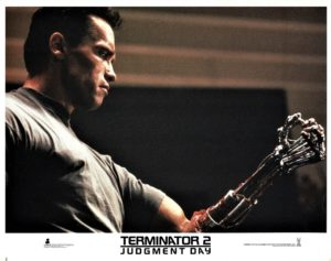 Terminator 2 Judgment Day US Lobby Card (3)