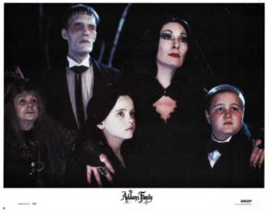 The Adams Family US Lobby Card