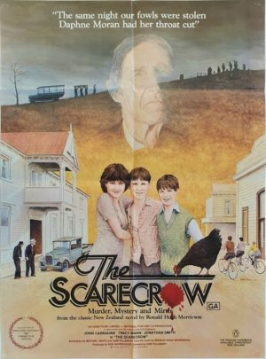 The Scarecrow New Zealand One Sheet Poster 1982