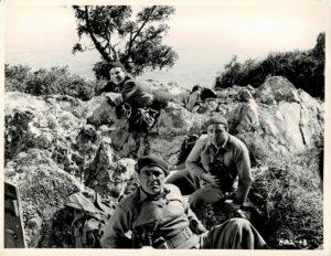They Who Dare UK Jumbo Still 1953 (4)