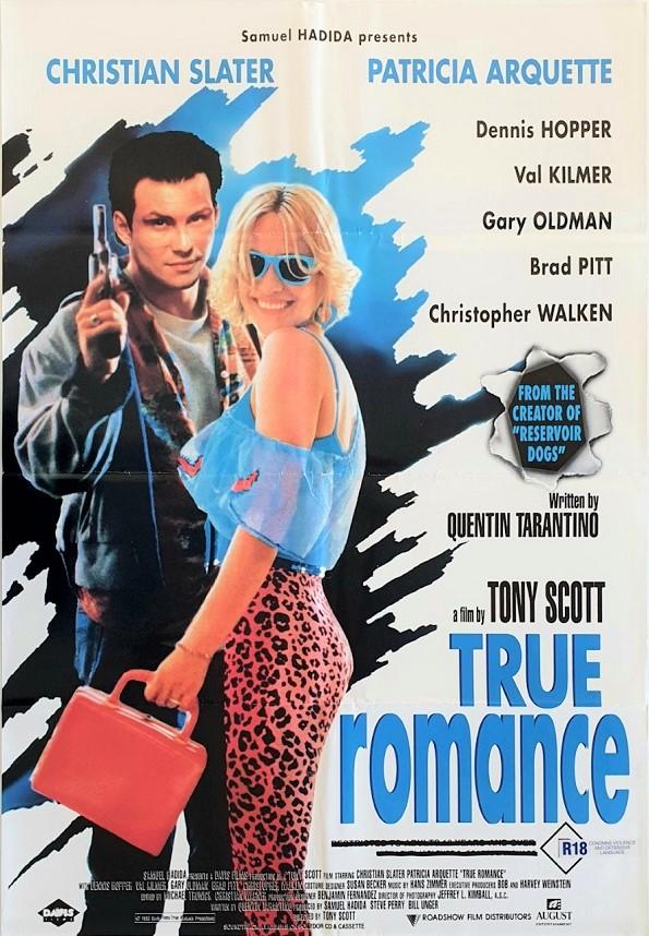 True Romance Australian One Sheet Poster (1)