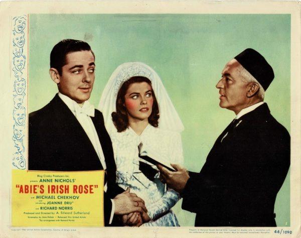 Abie's Irish Rose 1946 US Lobby Card (5)