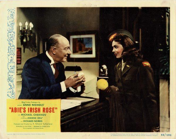 Abie's Irish Rose 1946 US Lobby Card