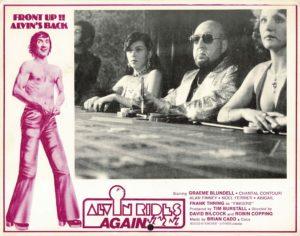 Alvin Rides Again 1974 Australian Lobby Card (7)