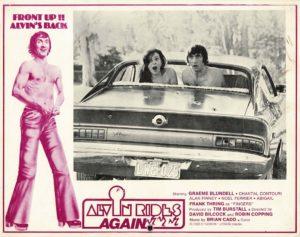Alvin Rides Again 1974 Australian Lobby Card (6)