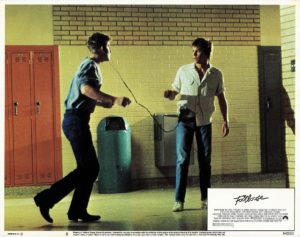 Footloose US Lobby Card 1984