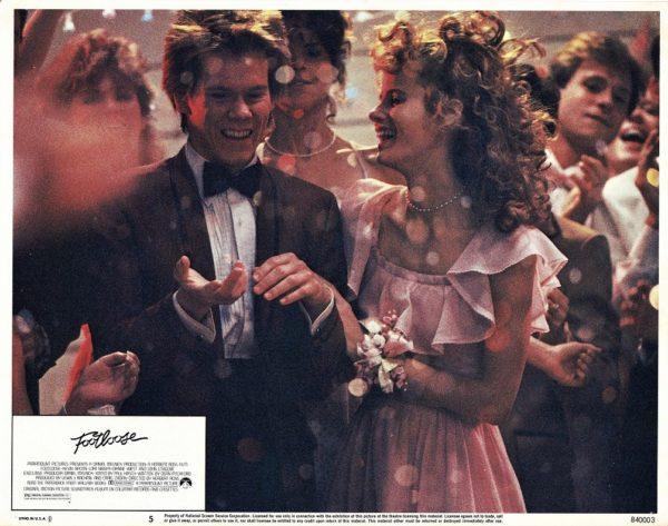 Footloose US Lobby Card 1984