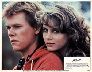 Footloose US Lobby Card 1984 with Kevin Bacon (3)
