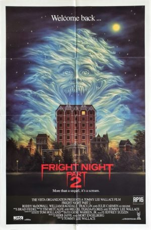 Fright Night 2 US One Sheet Poster