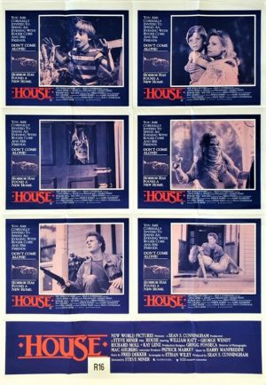 House Australian Lobby Card One Sheet Poster