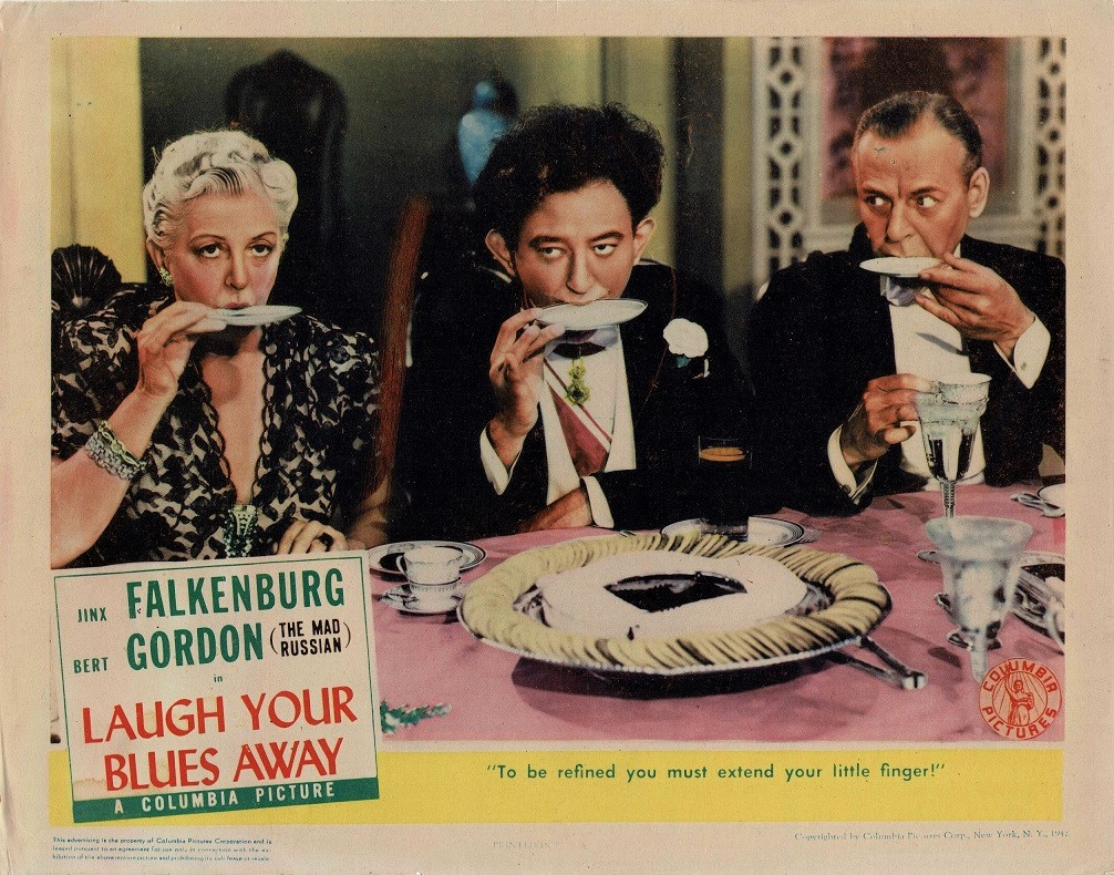 Laugh Your Blues Away 1942 US Lobby Card