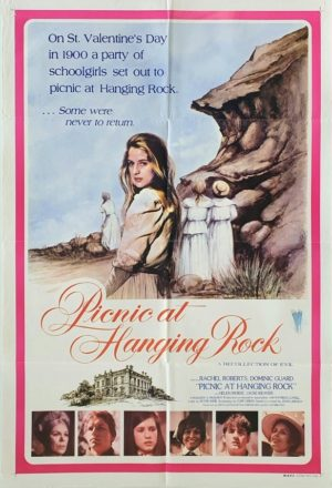 Picnic at hanging rock Australian One Sheet poster