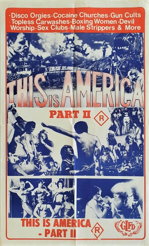 This Is America Part 2 Australian Daybill poster