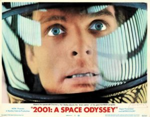 2001 A Space Odyssey US Lobby Card No 3