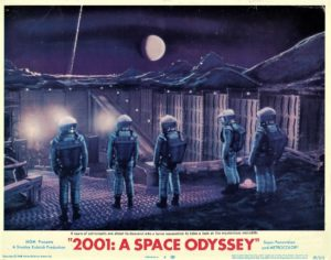 2001 A Space Odyssey US Lobby Card No 6