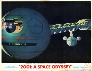 2001 A Space Odyssey US Lobby Card No 8