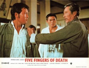 Five Fingers Of Death Hong Kong Lobby Card 1972 Tian xia di yi quan (12)