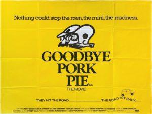 Goodbye Pork Pie UK Quad Film Poster (32) New Zealand Production