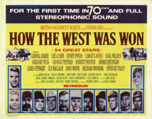 How the west was won US Title Card rerelease by John Ford (3)