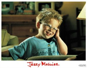 Jerry Maguire US Lobby Card with Tom Cruise 1996