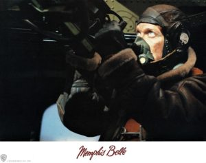 Memphis Belle US Lobby Card 1990 Flying Fortress Gunner (2)