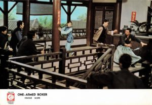 One Armed Boxer Hong Kong Lobby Card