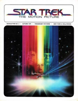 Star Trek Paramount Pictures Newsletter