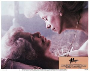 The Hunger US Lobby Card 1983 with David Bowie (3)