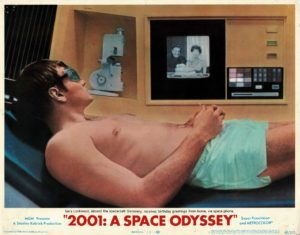2001: A Space Odyssey US Lobby Card by Stanley Kubrick (4)