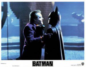 Batman 1989 US Lobby Card Directed by Tim Burton, Staring Michael Keaton, Jack Nicholson, Kim Basinger (13)