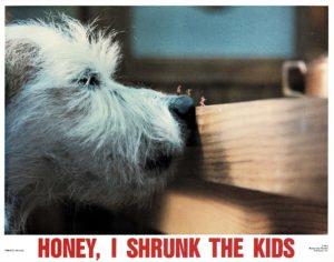 Honey I shrunk the kids US Lobby card 1989 (4)