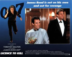 Licence to Kill 1989 US Lobby Card with Timothy Dalton as 007 James Bond (5)