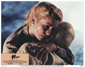 The Hunger US Lobby Card 1983 with David Bowie (7)