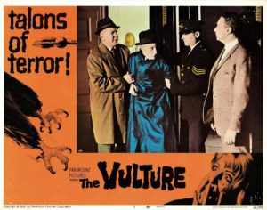 The Vulture US Lobby Card 1966 (5)