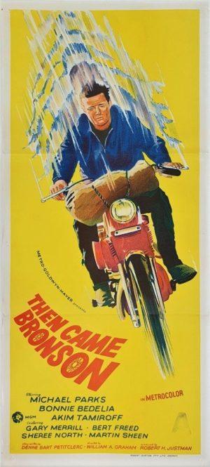 Then Came Bronson Australian daybill movie poster (96)