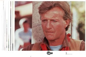 Blind Fury US Lobby Card set with Rutger Hauer (1)