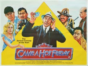 Came a hot friday UK quad poster with Billy T James (8)