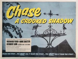 Chase a Crooked Shadow UK Quad Poster (16)