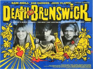 Death In Brunswick UK Quad Poster with Sam Neill (8)