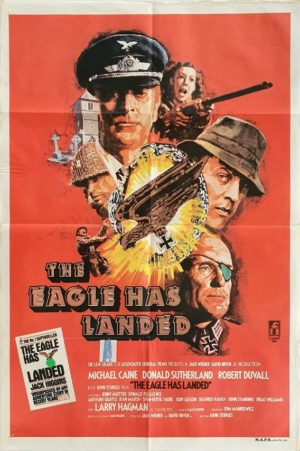 The Eagle Has Landed Australian One Sheet Poster (4)