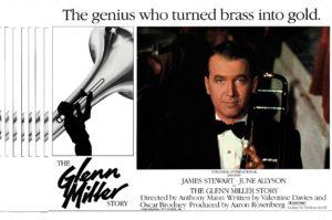 The Glenn Miller Story US Lobby Card Set (15)