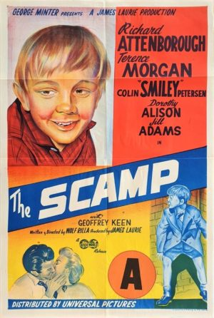 The Scamp Australian One Sheet Poster (14)