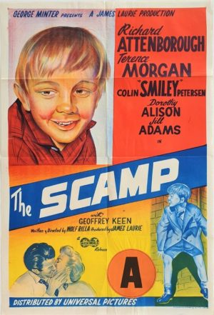 The Scamp Australian One Sheet movie poster 1 (8)