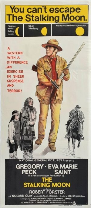 The Stalking Moon Australian daybill movie poster (4)